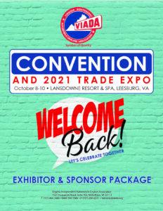 VIADA CON 2021 Exhibitor and Sponsorhips